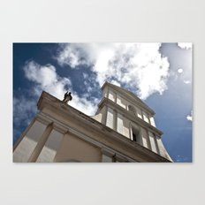 He is there Canvas Print
