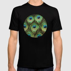 Art Alive  Black SMALL Mens Fitted Tee