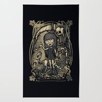 In The Darkness Rug