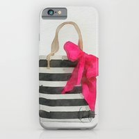 french iPhone & iPod Cases featuring French Outing  by Xchange Art Studio