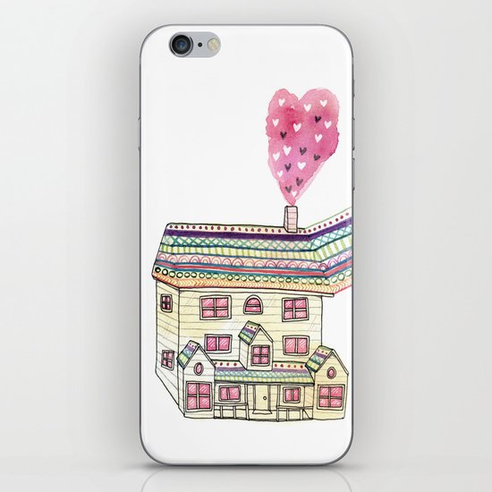 Dream Home iPhone & iPod Skin