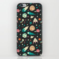 Science Fiction Wrapping Paper No. 1 iPhone & iPod Skin