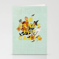 Be Dandy Eat Candy Stationery Cards