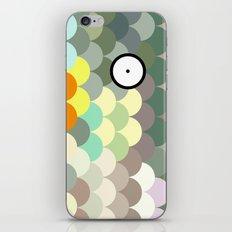 Rainbow Scales  iPhone & iPod Skin