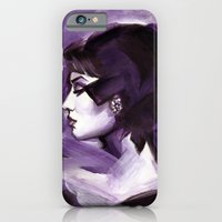 iPhone & iPod Case featuring Lilas by Dawn Dudek