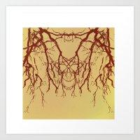 branches#07 Art Print