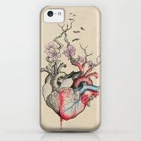 iPhone 5c Cases featuring Split/Merge by eDrawings38