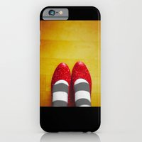 iPhone & iPod Case featuring There's No Place Like Home by Victoria Dawn Burgamy
