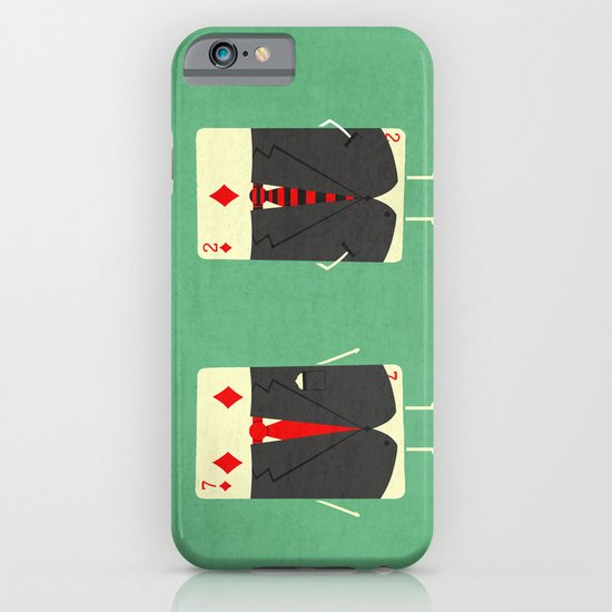 Suited Cards iPhone & iPod Case