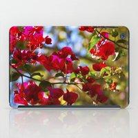 Bougainvillea I iPad Case