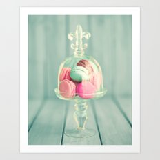 Glass Treasure Art Print