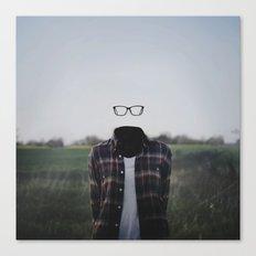 Glasses Canvas Print