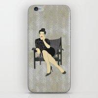 Valerie iPhone & iPod Skin