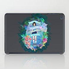 I Am A Smart, Strong, Sensual Woman - Tina iPad Case