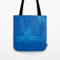 Enchanted Tiki Room Tote Bag