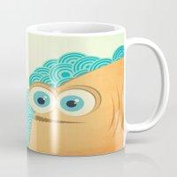 i just get hungry Mug