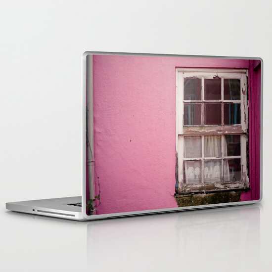 My lonely window Laptop & iPad Skin