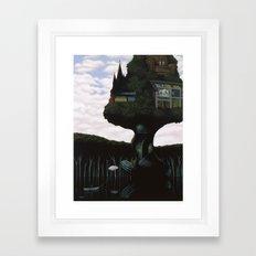 The Remembering Tree Framed Art Print