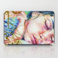 Golden Dreams iPad Case