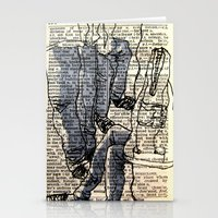 Pocket Sized Dictionary - 2 Stationery Cards