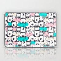 Zen Panda Laptop & iPad Skin