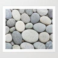 Art Print featuring Stone Balance by LebensART Photograph…