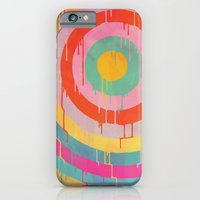 iPhone & iPod Case featuring Wet Paint by Mr. E