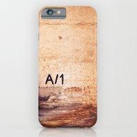 A-1 iPhone 6 Slim Case