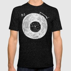 classical music Mens Fitted Tee Tri-Black SMALL