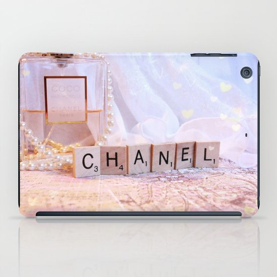 Chanel Romance iPad Case