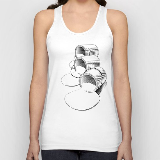 Just Add Color Unisex Tank Top