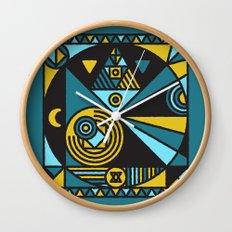 Witchcraft Alchemist Wall Clock