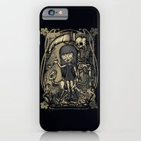 iPhone & iPod Case featuring In The Darkness by Letter_q