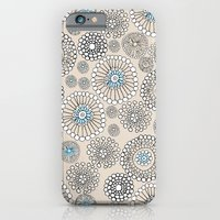 Flower Bubble iPhone 6 Slim Case