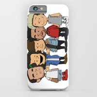 iPhone & iPod Case featuring Schulz 1D by Ashley R. Guillory