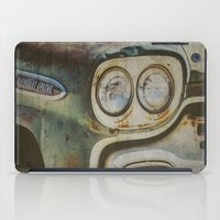 Chevy Apache iPad Case