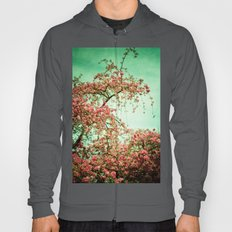 Flowers Touch the Sky Hoody