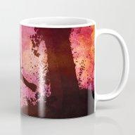 Chasing The Wind (pink) Mug