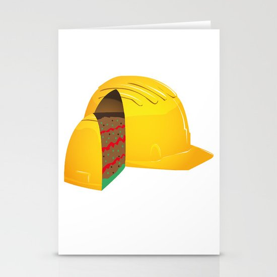 Good and sweet job Stationery Card