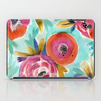 Rain Flower iPad Case