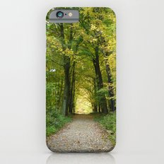 The Road Not Taken iPhone 6 Slim Case