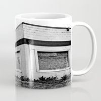 Lakewood building Mug