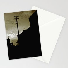 dust city Stationery Cards