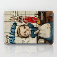 Hungry Alice iPad Case