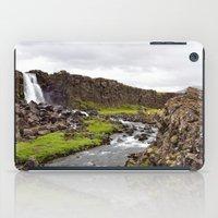Þingvellir  iPad Case