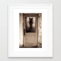 Pathways 19.2 Framed Art Print