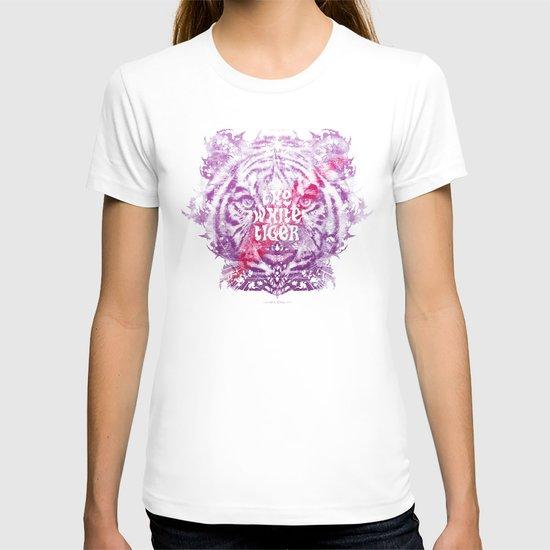The White Tiger (Savage Version) T-shirt