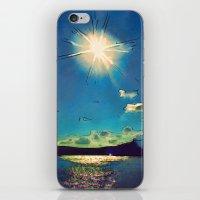 Sunshine at the Black Sea iPhone & iPod Skin