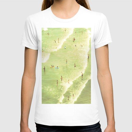 Let's Go Swimming T-shirt
