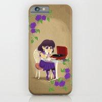 Retro Sailor Saturn iPhone 6 Slim Case